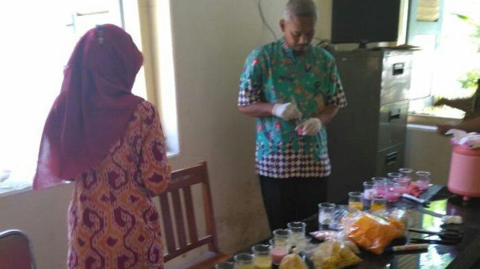 Sidak Pedagang Makanan di Tiga Kecamatan, DKK Sukoharjo Temukan Makanan dengan Kandungan Boraks