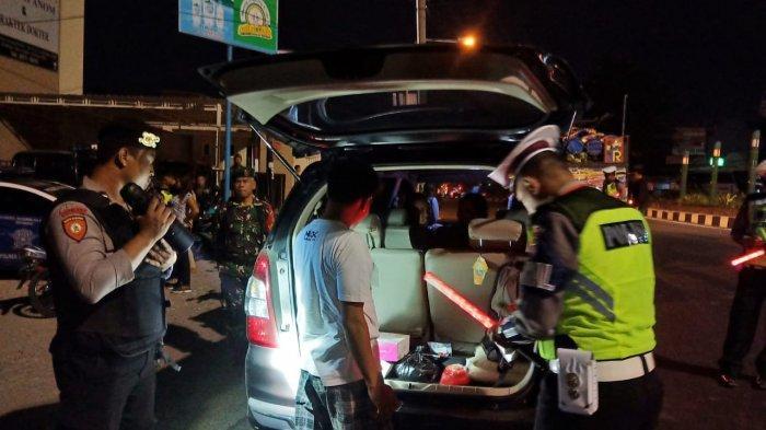 Polres Sukoharjo Gelar Operasi Gabungan untuk Antisipasi Jelang 22 Mei