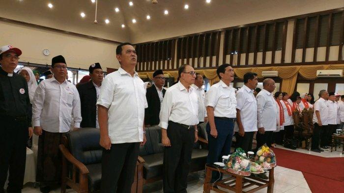 Lantik Tim Bravo 5 Solo Raya, Delapan Purnawirawan Jenderal TNI Hadir di Solo, Ini Daftarnya
