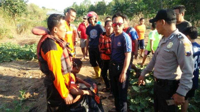 Seorang Pemuda di Wonogiri Ditemukan Tewas, Sebelumnya Berenang di Sungai Bengawan Solo