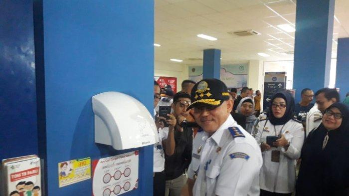 Jadi Terminal Sehat, Terminal Tirtonadi Solo Diharapkan Jadi Percontohan Nasional