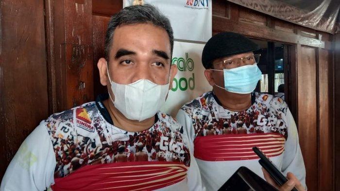 Makan di Warung Ayam Favorit Jokowi, Mbah Karto Tembel Sukoharjo, Sekjen DPP Gerindra: Rasanya Enak