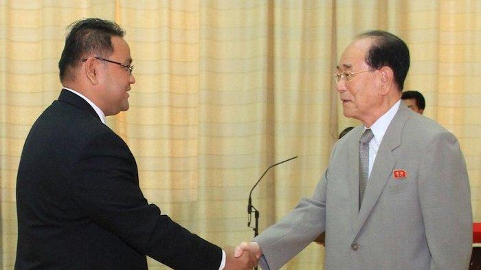 Ini Respons PPIK atas Keinginan PWI Jadi Agen Perdamaian bagi Konflik Semenanjung Korea