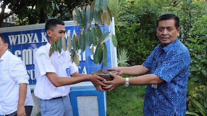 SMA Negeri 3 Solo Sabet Gelar Sekolah Adiwiyata Nasional 2018 Berkat Persiapan 3 Tahun