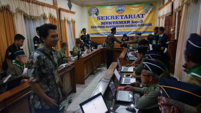 Percepat Hasil, Muktamar Ketiga Hizbul Wathan Gunakan 'E-Voting'