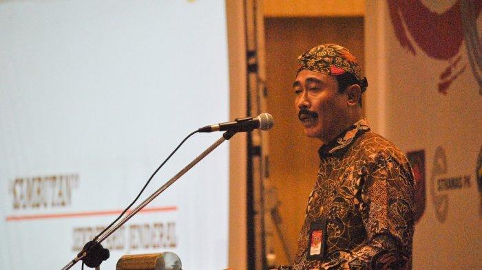 Rakorwasdanas 2019 di Solo, Mendagri Tjahjo Kumolo: Efektifitas Pengawasan Internal Sangat Penting