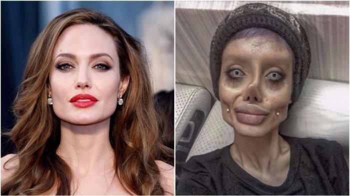 Kabar Sedih Angelina Jolie Zombie dari Iran : Ikut Terinfeksi Corona, Tertular di Dalam Penjara
