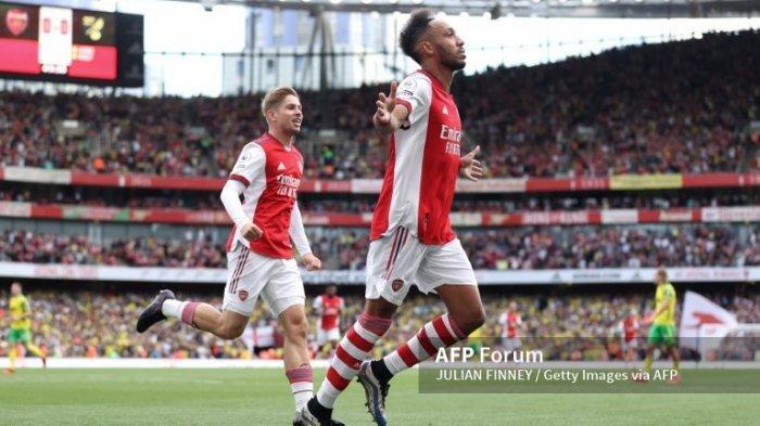Makna Kemenangan Arsenal Atas Norwich: Jadi Gol, Poin, dan Kemenangan Perdana Musim Ini
