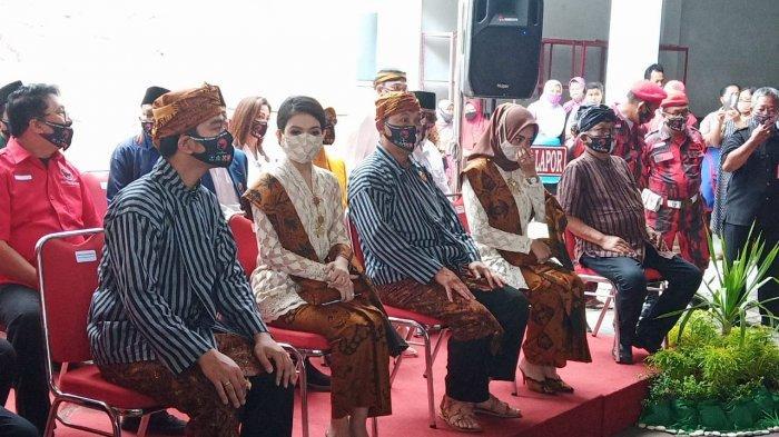 Respon Calon Wali Kota Solo Gibran Tahu Arak-arakan Relawan ke KPU Disorot Bawaslu karena Membludak