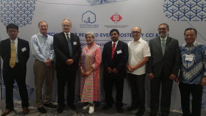 Cotton Council International Ikut Serta DampingiPelaku Industri Tekstil Jawa Tengah