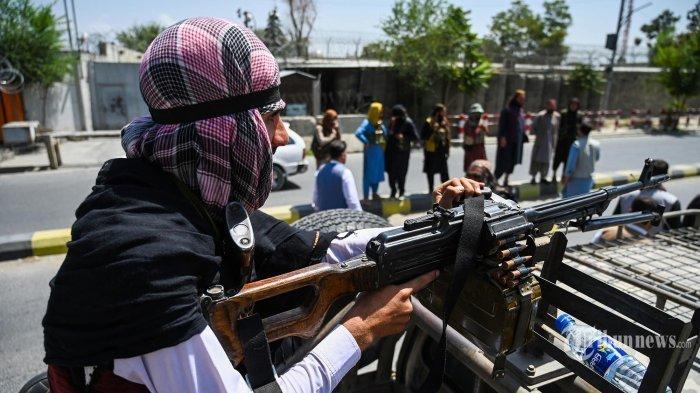 Taliban Terkecoh, Tak Menyangka Gerombolan Perempuan Kenakan Burqa Ini Ternyata Pasukan Elit Inggris