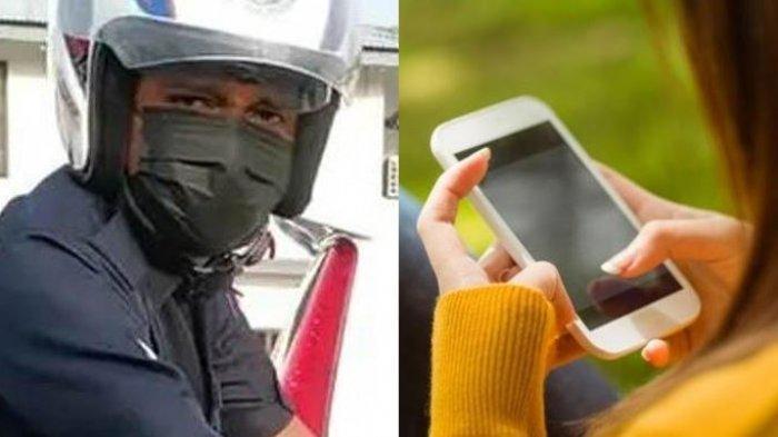 Viral Cerita Wanita Ditegur Polisi Gara-gara Main HP di Mobil, saat Buka Kaca Ternyata Suami Sendiri