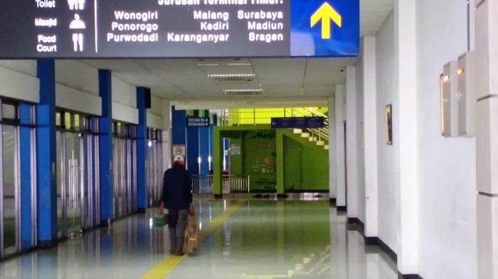 Tak Berkutik, Tiga Pemudik Ini Lemas Dicek Pakai GeNose Hasilnya Reaktif di Terminal Tirtonadi Solo