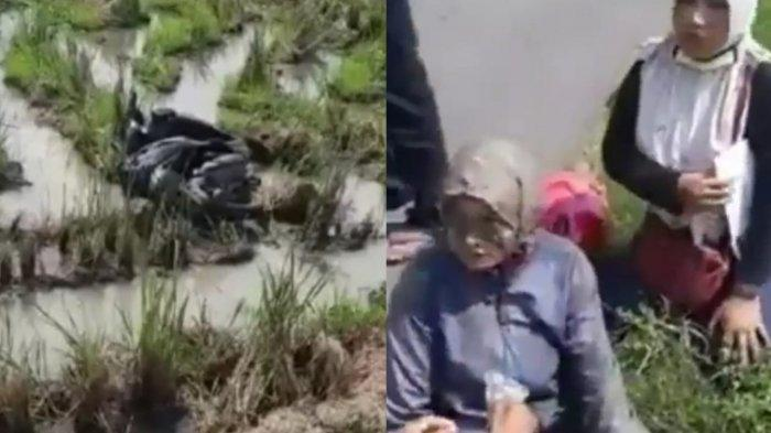 Wanita yang DijambretTernyata Pegawai Bank Mandiri, Polisi Sukoharjo Buru Pelaku yang Terekam CCTV