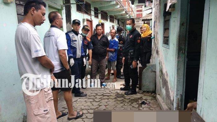 Pasutri Tewas Bersama di Kamar Kos Surabaya, Misteri Mulai Terkuak, Polisi Temukan Batu dan Buku