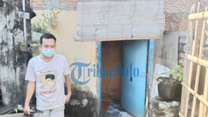 Kondisi Rumah Ari, Ayah yang Posting Tukar Sepatu Bekas dengan Susu: Berada di Tengah Gang Sempit