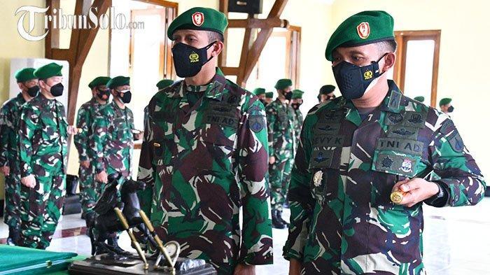 Dandim 0735/Surakarta Berganti, Kini Dijabat Letkol Inf Devy Kristiono
