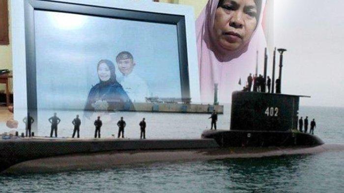 Kisah Pilu Istri Serda Pandu, Awak Kapal Selam Nanggala : Tanya Terus ke Keluarga Kapan Pandu Pulang