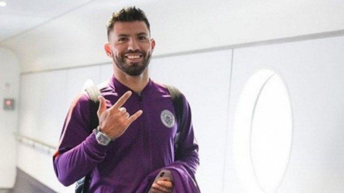 Sergio Aguero Prediksi 3 Sampai 4 Tim Bakal Rebut Gelar Liga Inggris hingga Akhir