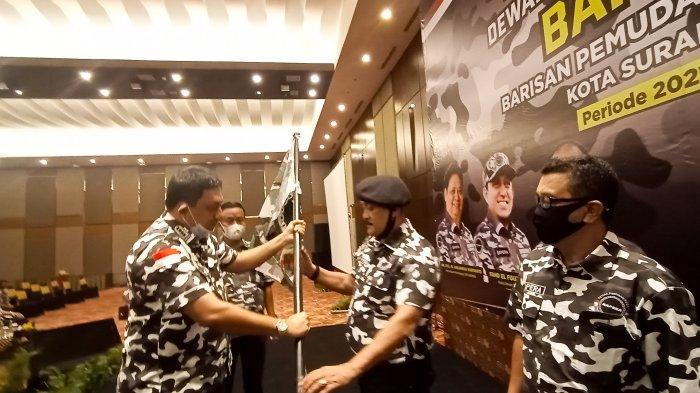 Bandung Joko Suryono Jadi Ketua DPD Bapera Solo, Ini Pesan Juliyatmono & Fahd A Rafiq