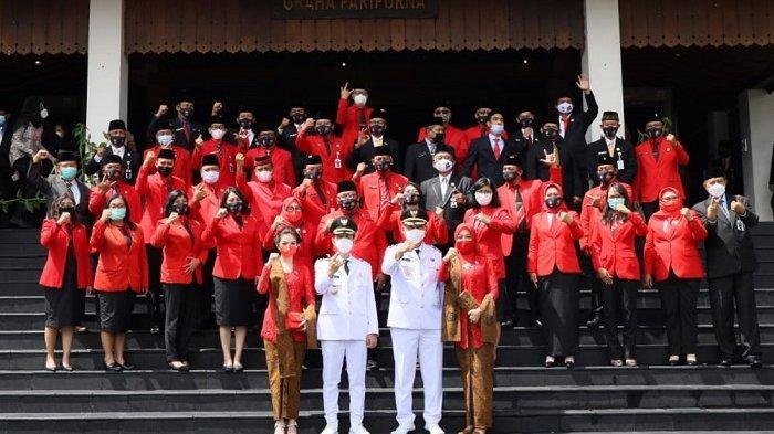 Anggota DPRD Solo Positif Sempat Foto Bareng, Wali Kota Gibran Tidak Swab Test : Tidak, Sudah Vaksin