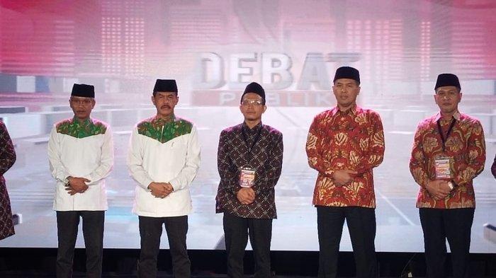 Setyo Sukarno Minim Bicara saat Debat Pilkada Wonogiri 2020, Jekek Sebut Kolaborasi yang Baik