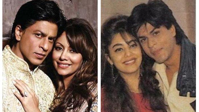 Shah Rukhkahn dan Gauri