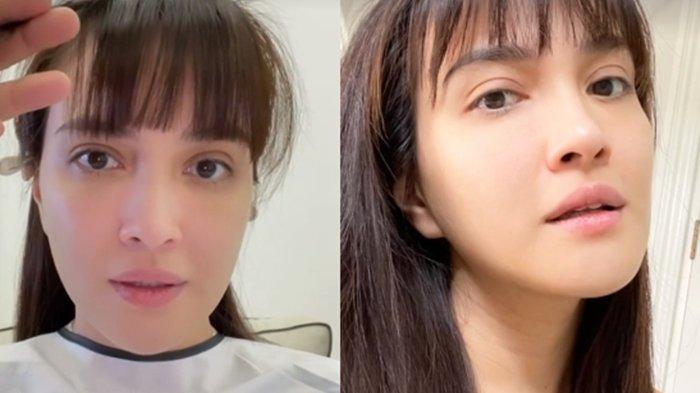 Shandy Aulia Ubah Penampilan, Masih Bungkam Soal Isu Cerai, Kini Akan Main Film Bareng Gading Marten