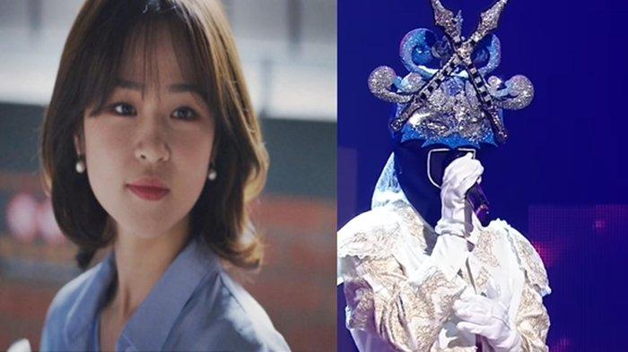 Ingat Min Hyun Seo di 'The World of The Married'? Kini Kagetkan Penggemar di 'King of Masked Singer'