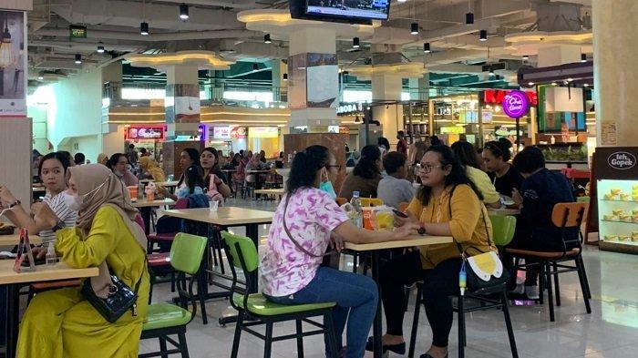 Meski Pandemi, Food Court Mall di Solo Jadi Primadona, Diburu untuk Bukber Muda-mudi hingga Keluarga