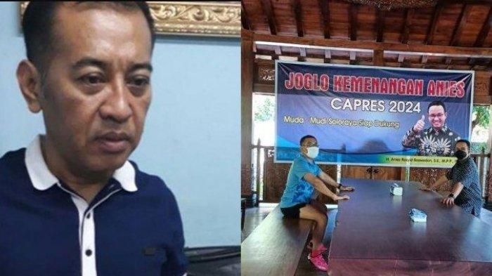 Pengusaha Sragen Billy Haryanto Dukung Anies Presiden 2024, Pengamat: Bisa Pengaruhi Suara di Jateng