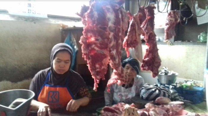 Libur Natal dan Tahun Baru 2019 di Solo, Harga Daging Sapi Stabil, Harga Daging Ayam Naik