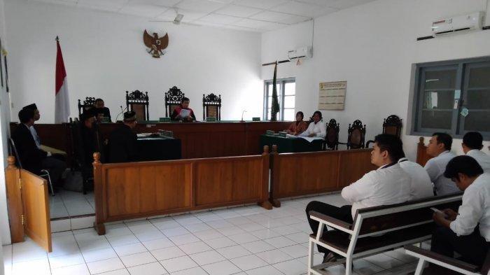 Sidang Gugatan Praperadilan Kasus Overpass Manahan Dibatalkan, Saksi Ahli Pemohon Tidak Hadir