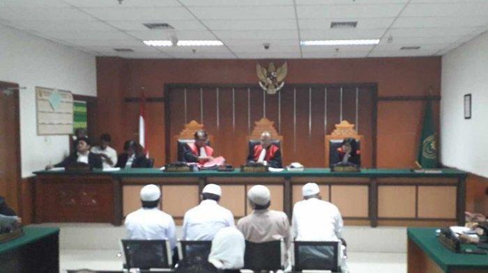 Dua Terdakwa Akui Diiming-imingi Uang Rp 50 Ribu untuk Buat Kerusuhan 22 Mei