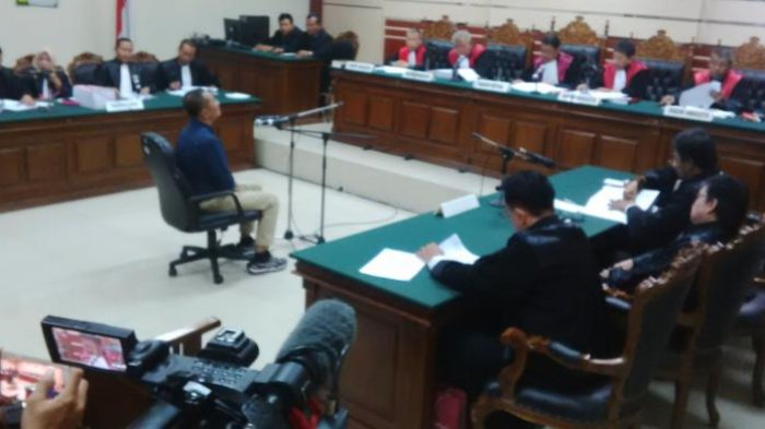 Diadili di Pengadilan Tipikor Surabaya, Dahlan Iskan Sebut Dakwaan Jaksa Terburu-buru dan Dipaksakan