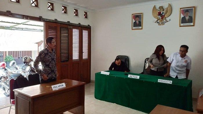 Dugaan Penggelembungan Suara, Bawaslu Solo Sidang Laporan Sengketa Cepat dari Caleg PDI Perjuangan