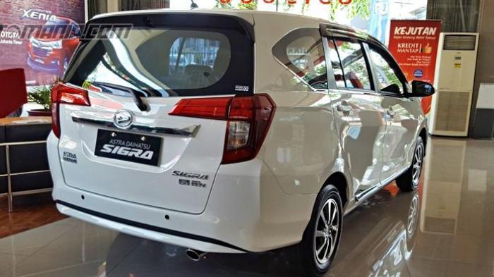 Inilah Harga Sementara Daihatsu Sigra Mobil Murah Yang Ramah Lingkungan Halaman All Tribun Solo