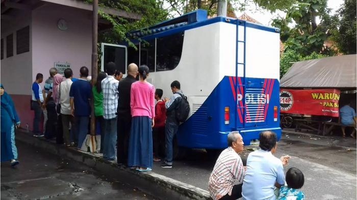 Jadwal SIM Keliling Kota Solo Senin 23 Desember 2019, Simak Biaya dan Syarat untuk Perpanjangan