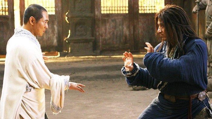 Sinopsis & Trailer Film Forbidden Kingdom, Tayang Malam Ini Pukul 19.00 WIB di Trans TV