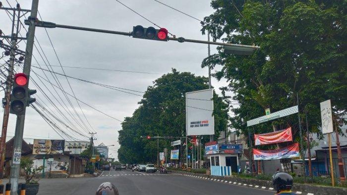 Lampu Merah Kejari Sukoharjo akan Dipasangi CCTV E-Tilang, Termasuk Kamera Bergerak Kesegala Arah