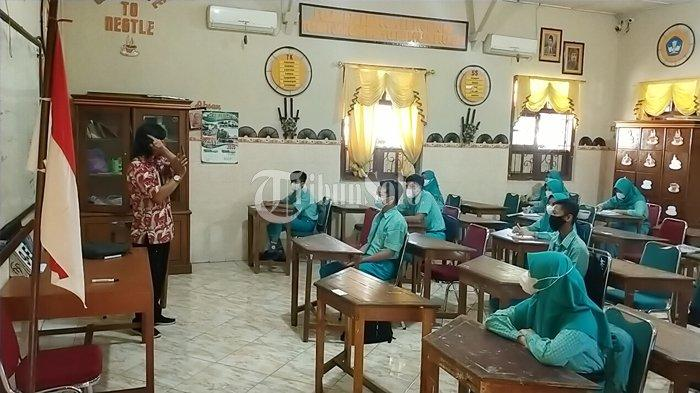 Juli 2021, Ratusan Sekolah di Boyolali Optimis Gelar PTM, Dinas Pendidikan : Kesehatan Prioritas
