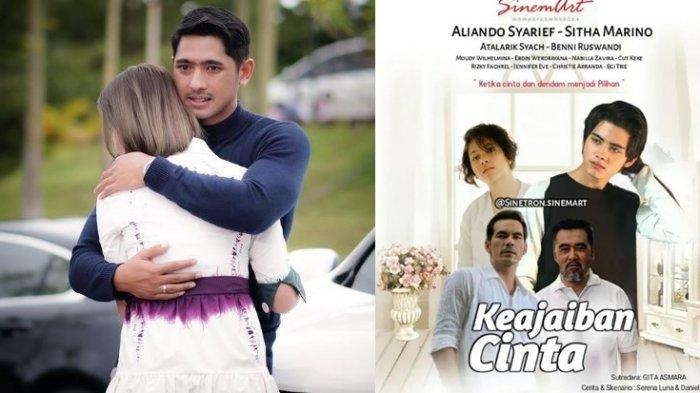 Aliando Comeback, Main Sinetron Keajaiban Cinta, Siap Saingi Popularitas Arya Saloka Ikatan Cinta?