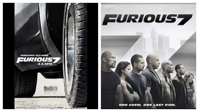 Jadwal Acara TV Besok Senin 23 Maret 2020: Film Furious 7 di RCTI, Suara Hati Istri di Indosiar