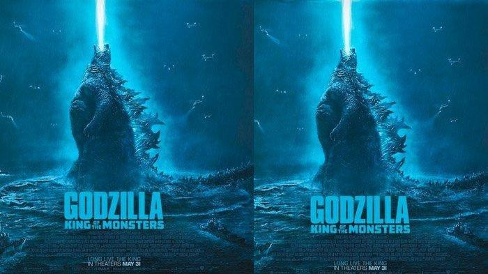 Promo Nonton dari TIX.ID, Dapatkan Diskon 50 Persen Pembelian Tiket Pertama Film Godzilla