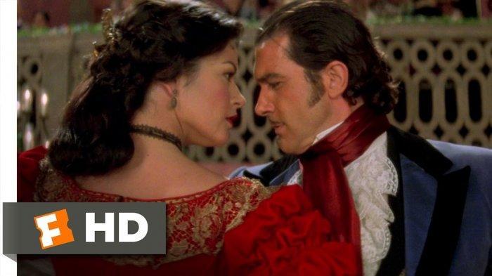 Sinopsis & Trailer Film The Mask of Zorro, Tayang 16 Februari 2020 Pukul 21.00 WIB, di Trans TV