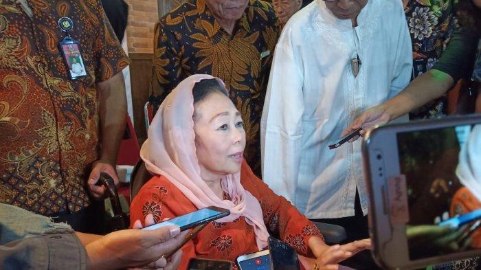 Pesan Istri Gus Dur Jelang Pengumuman Pemilu 22 Mei 2019: Tabayyun, Jangan Terpancing Emosi