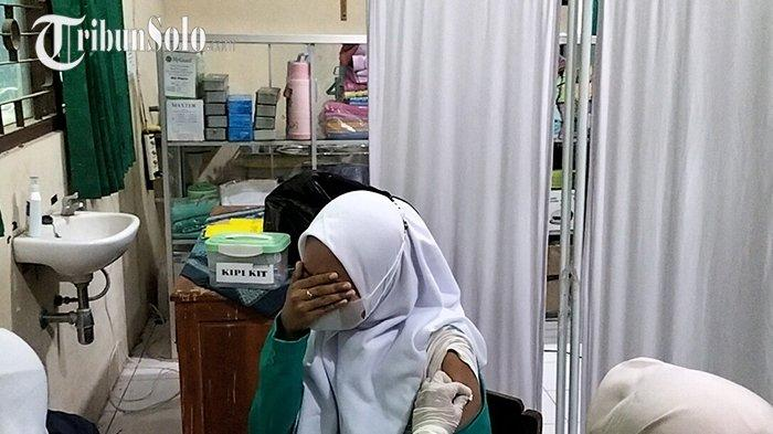 Jadwal Vaksin Boyolali Hari Ini: Ada 530 Dosis untuk Siswi SMKN 1 Banyudono