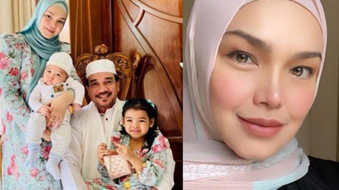 Potret Bahagia Siti Nurhaliza di Usia 42 Tahun, Sudah Lengkap Punya Anak Perempuan dan Laki-laki
