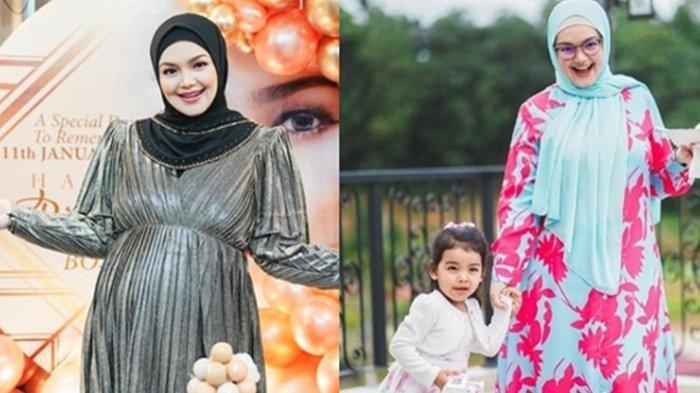 Siti Nurhaliza Hamil Anak Kedua di Usia Kepala 4, Intip Foto-foto Kehamilan Istri Datuk Khalid Ini