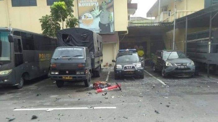 Reaksi Pengemudi Ojol di Solo Mendengar Pelaku Bom Bunuh Diri di Medan Pakai Jaket Ojol